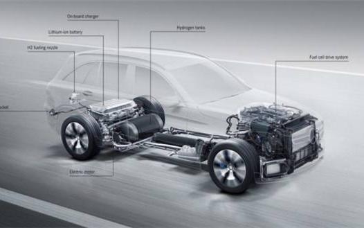 奔驰全球动力电池网络覆盖了3大洲7个区域,共有9...