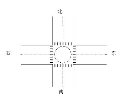 AT89S51单片机对十字路口交通信号灯的控制设计