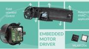 Melexis颁布汽车应用级第II代嵌入式电机驱动MLX81206