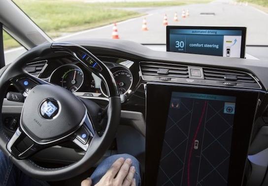 自比亚马逊 Uber的自动驾驶来势汹汹