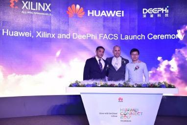 华为选择Xilinx 助力FPGA加速云服务器