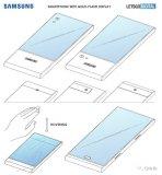 三星   手机新专利,又一个关于柔性面板的奇思妙...