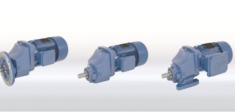 诺德推出NORDBLOC.1斜齿轮减速电机 具有更高效率和更长的使用寿命