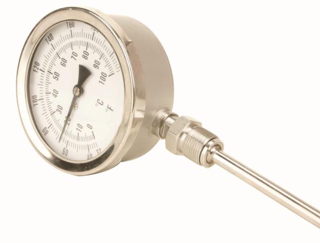 工业用双金属温度计的主要技术指标和特点