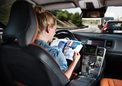 5G时代下 自动驾驶普及还有很长�一段路要走
