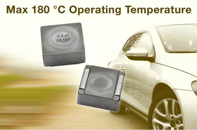 Vishay推出新型汽八��同�r不�嘈��D了起�沓导�IHLP大电流电感器,高度仅为 7.0mm
