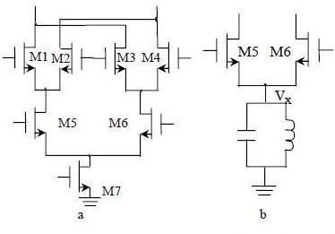 折疊式低電壓Gilbert混頻器的線性度分析