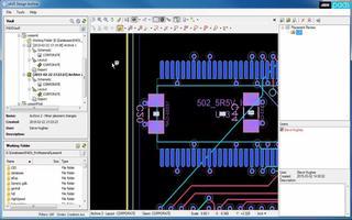 PADS设计归档管理器的性能特点介绍