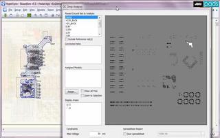 使用電源完整性分析解決pcb的壓降問題
