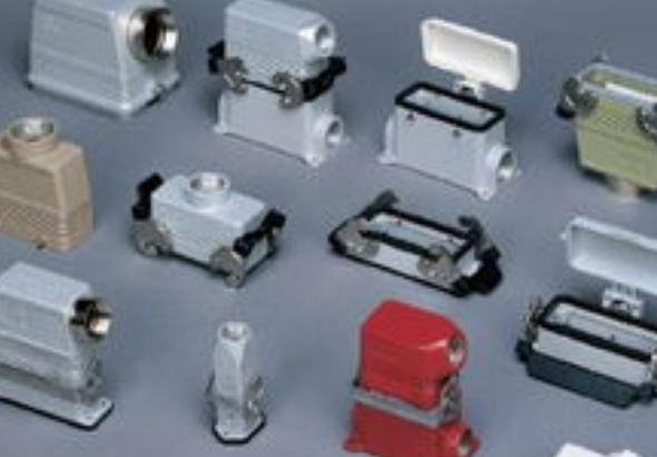 重载连接器能广泛应用于需要进行电气和信号连接的设...