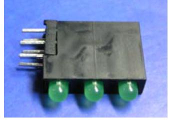 LEDA1394B-3SYG-S530-E2发光二极管的数据手册免费下载