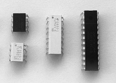 6N137光耦合器的特點性能及應用范圍