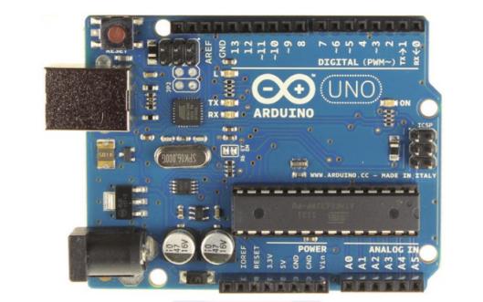 Arduino的硬件组成是怎么样的