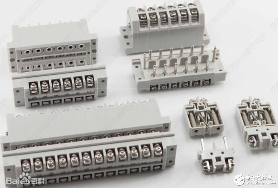 电子连接器是什么_电子连接器的材料