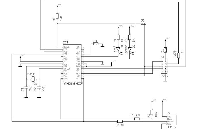 AVR单片机编程软件AVR fighter和USBASP资料使用手册等资料合集