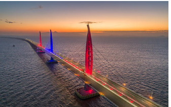 南方电网为粤港澳三地综合运输体系和高速路网提供了电力保障