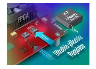 通信设备制造商需要高功率输出和小尺寸解决方案