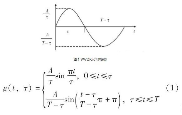 采用正弦波调制的VMSK实现VWDK传输系统的设计