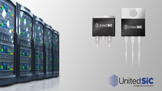 UnitedSiC在650V产品系列中新增7个SiC FET