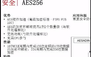 MSP432产品的安全设计与防护解决方法