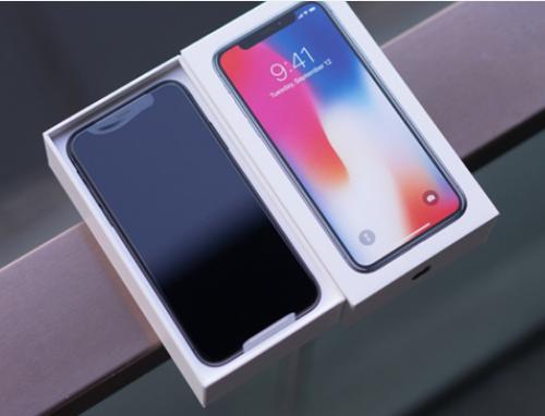 苹果iPhone X热度不减的三大原因说明