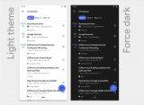 安卓10.0正式发布 加入黑色主题模式并支持折叠屏和5G网络等