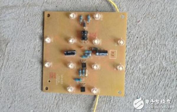 led线路板制作流程