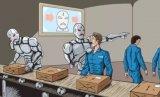 亚马逊通过AI解雇员工,清华打造国内首支中国风机器人乐队