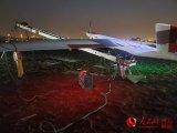 河北首次开展夜间无人机巡航工作,此次巡航64.8...