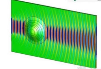 韩研发人员开发出一种可嵌入超分辨率显示器的光学隐形天线