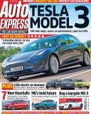 Auto Express: Model 3是一辆每天都能让人享受的、惊艳的电动车