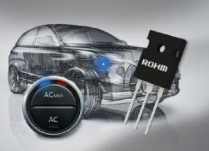 """ROHM新推基于AEC-Q101标准的四款车载用1200V耐压IGBT""""RGS系列"""""""