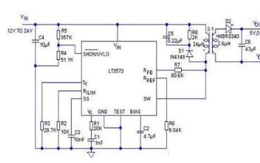 UC3842典型電路視頻講解