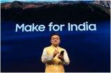 三星集团的电子部门计划在印度投资250亿卢比用于...