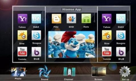 AI+IoT技术的驱动下 智能电视扬帆而起