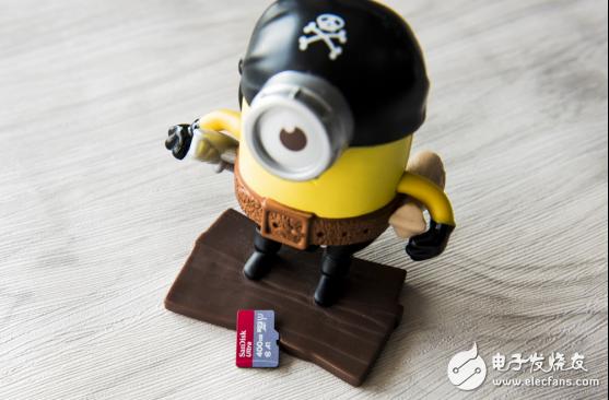 闪迪400GB至尊高速移动MicroSDXC存储卡评测 值不值得买