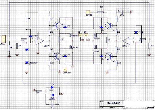 電機驅動電路的設計要點和技巧