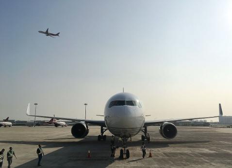 順豐航空正式接收了一架B767-300型全貨機