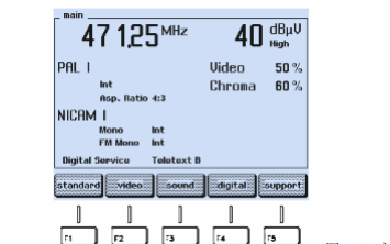 FLUKE54200模拟信号发生器中文使用说明书资料免费下载