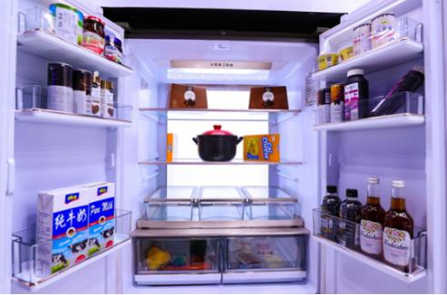 海尔馨厨智慧冰箱以超高人气成五一爆款