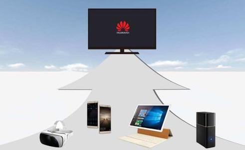 華為將推出具備AI音箱功能的智能大屏 并融入AIoT智能家居系統