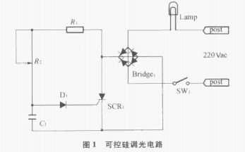 如何使用單片機進行可控硅調光電路的研究與探索