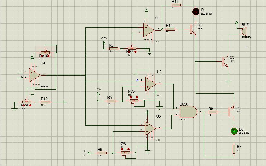 测控电路教程中的经典电路资料合集免费下载