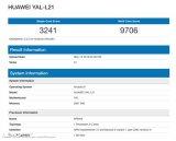 荣耀20现身GeekBench 单核成绩为3241多核成绩为9706