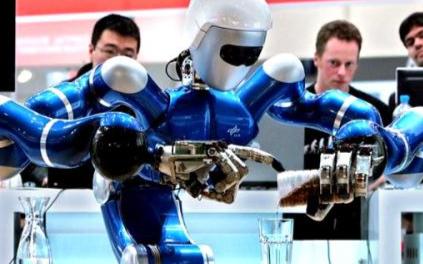全球工業機器人市場發展現狀及趨勢分析