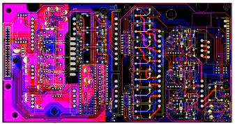PCB绘图的基本步骤和方法