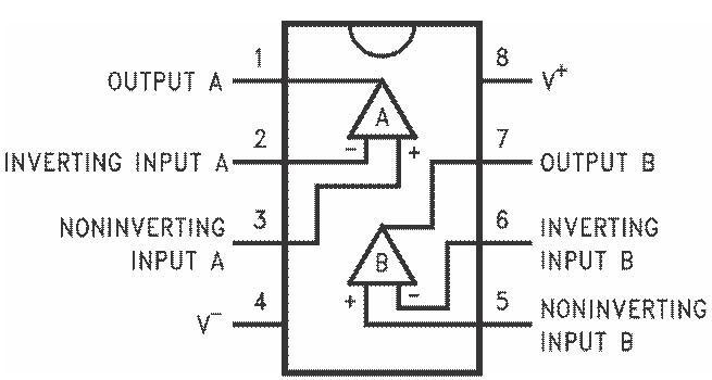 LMC6482运算放大器的功能特性及应用