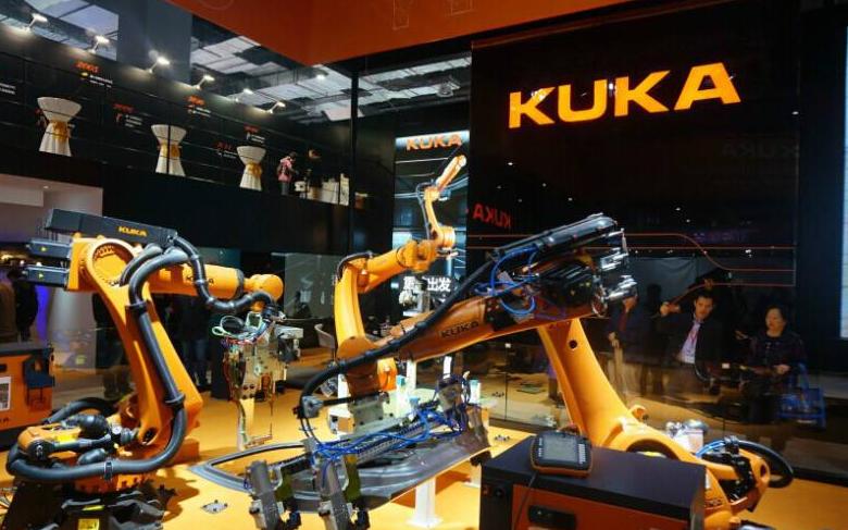 重金收购德国机器人公司业绩下滑 美的称不会改变库卡全球员工人数