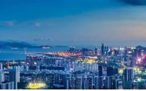 广州将在粤港澳大湾区方面打造出世界一流智能电网