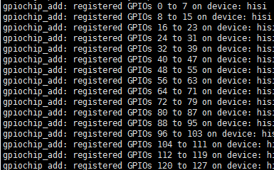 Embeded linux之gpio